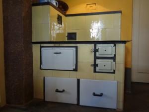 Küchenofen